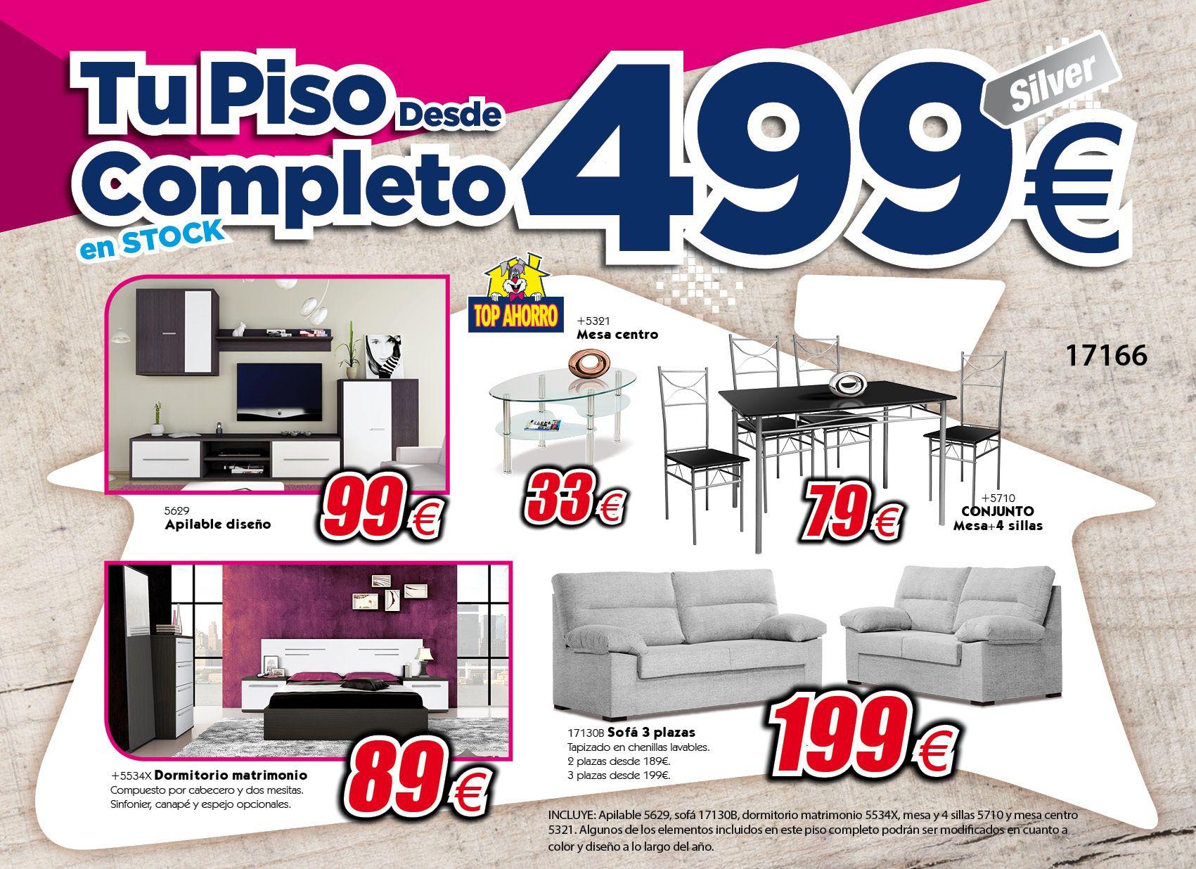Muebles piso completo segunda mano best tiendasrios - Amueblar piso completo barcelona ...