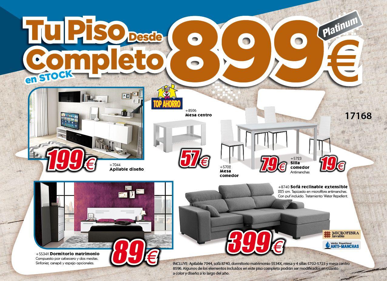 Pisos Completos # Muebles Boom Vitoria