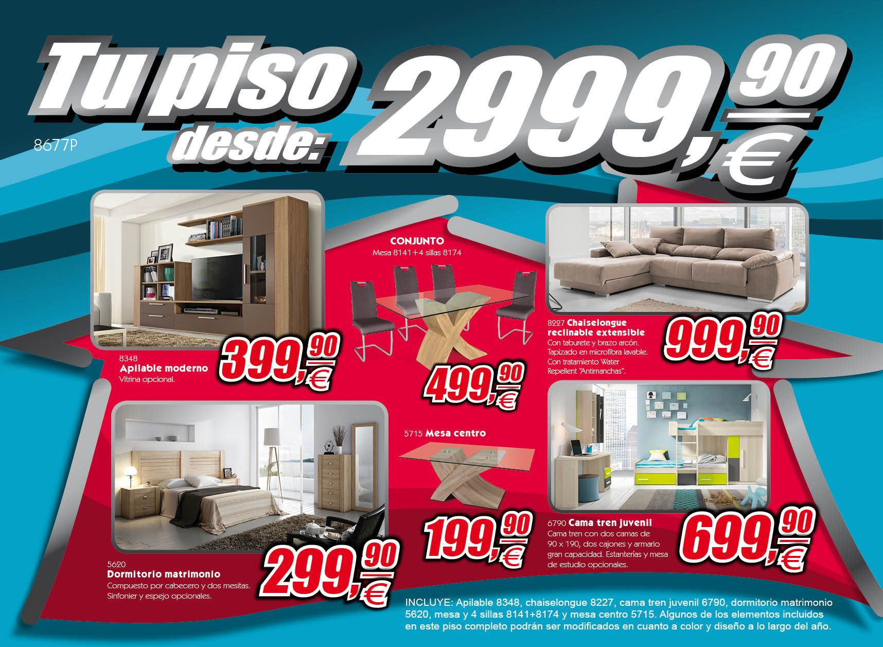 Muebles Piso Completo Ikea Pisos Completos Ahorro Total Muebles