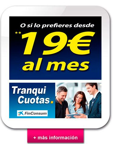 Financiacion ahorro total muebles for Comodas ahorro total