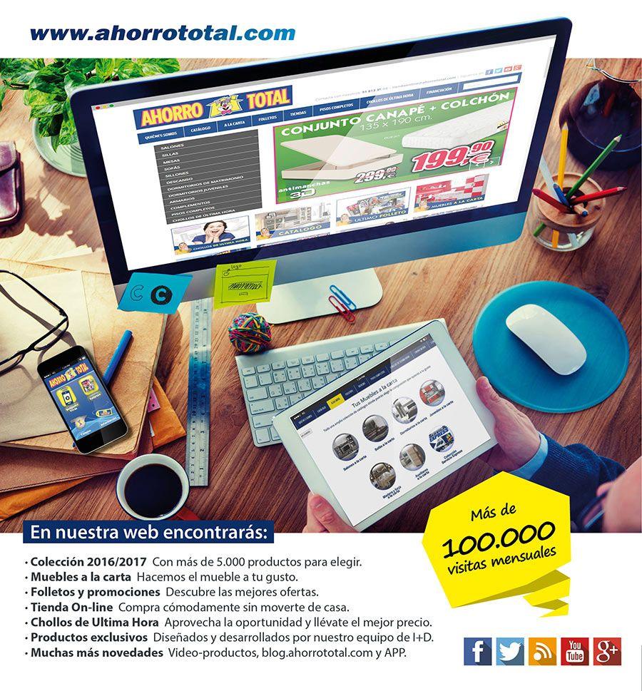 ahorro online muebles