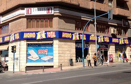 Tienda Muebles Alicante
