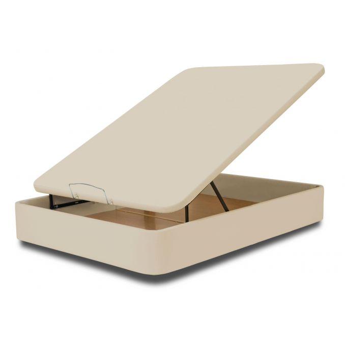 Canap barato moderno beig gran capacidad 135x180 for Comprar canape abatible barato