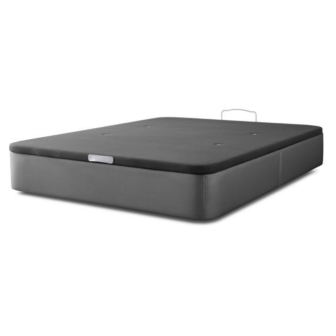 Canapé buen precio moderno Gran Capacidad gris 90x190