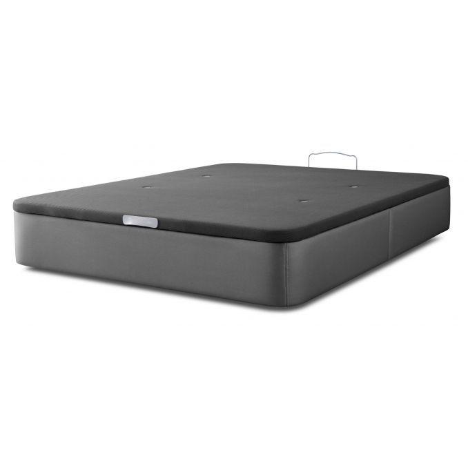 Canapé buen precio moderno Gran Capacidad gris 135x180