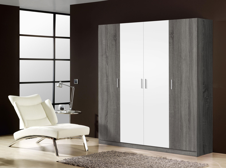 Armarios 70 cm ancho elegant armario zapatero con espejo for Armario zapatero resina