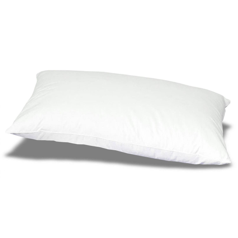 Almohada fibra buen precio 90 cm.