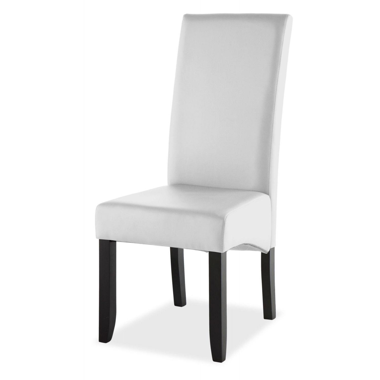 Silla estilo actual moderno by cast blanco va en cajas de for Sillas estilo moderno