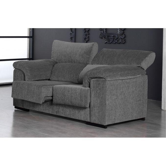 Sof barato marengo 2 plazas dise o actual 170 cm for Sofa actual