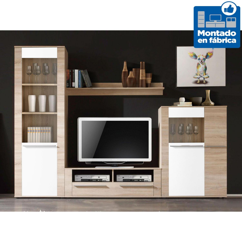 Mueble de sal n buen precio moderno mueble bar opcional - Mueble bar moderno ...