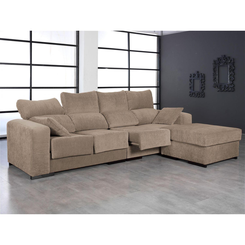 Longue Buen Precio Dise O Actual Color Arena ~ Cuanto Cuesta Tapizar Un Sofa Chaise Longue