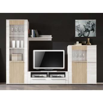 Mueble de salón buen precio nordic y shamal 280cm