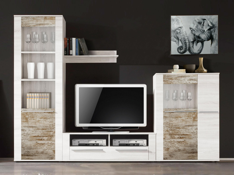 Mueble modernos mueble apilable moderno aldeire salas - Muebles salon modernos ...