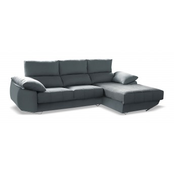 Sof s chaise longue baratos y modernos ofertas online for Sofas reclinables economicos