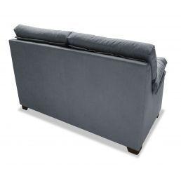 Sofá barato marengo 2 plazas diseño actual 140 cm