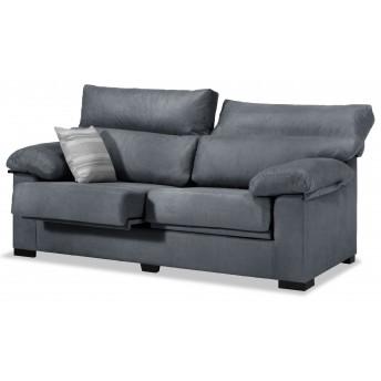 sof lucena 2 plazas marengo 150 cm. Black Bedroom Furniture Sets. Home Design Ideas