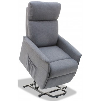 Sillón Ford Relax levanta personas gris