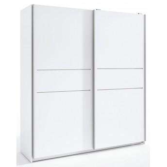 Armario puertas correderas 182 cm.