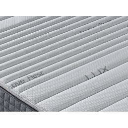 Colchón viscoelástico ViscoLux 105x190 Altura 19 cm.