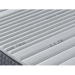 Colchón viscoelástico ViscoLux 150x190 Altura 19 cm.