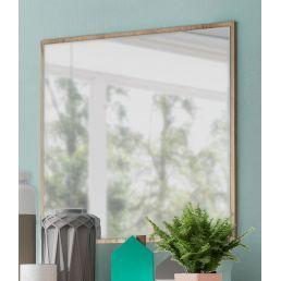 Espejo 73x73 Naturale Blanco