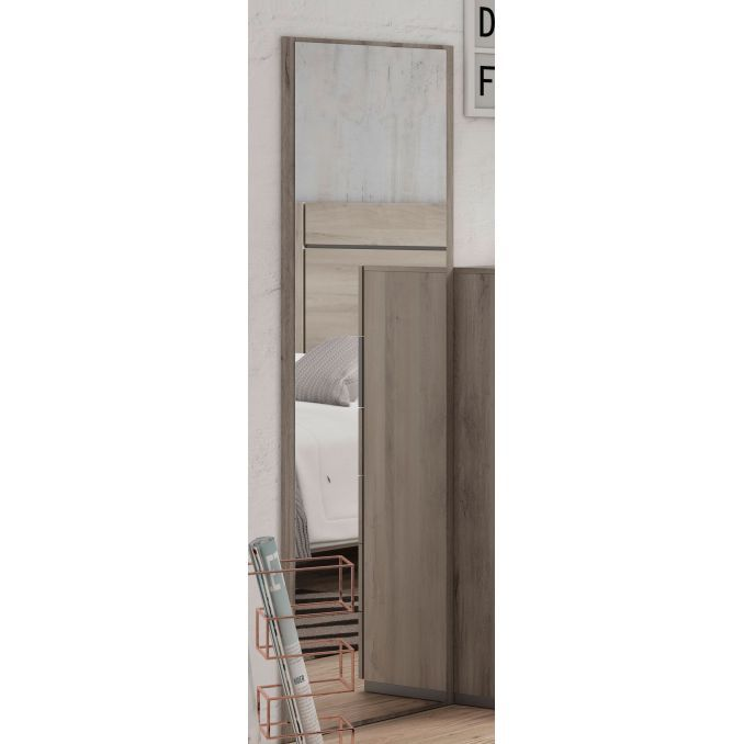 Espejo panel 183 cm Iron