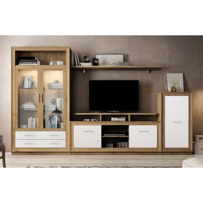 Mueble de salón 711 - 300 cm.