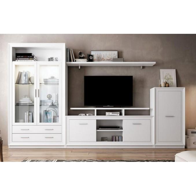 Mueble de salón 694 - 300 cm.