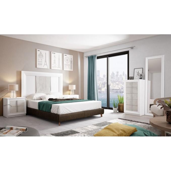 Dormitorio matrimonio COMPLETO 859