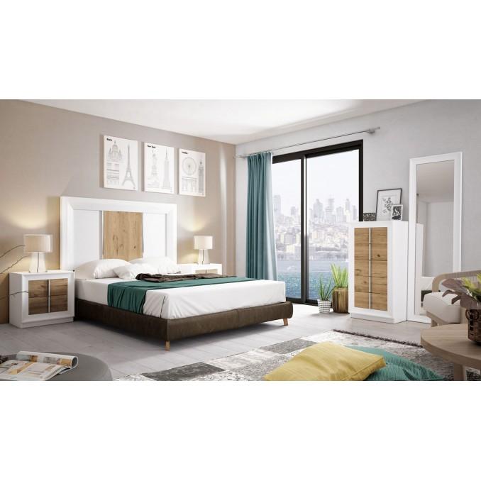 Dormitorio matrimonio COMPLETO 864