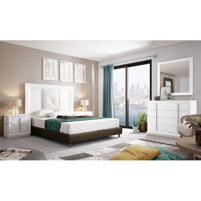 Dormitorio matrimonio COMPLETO 856