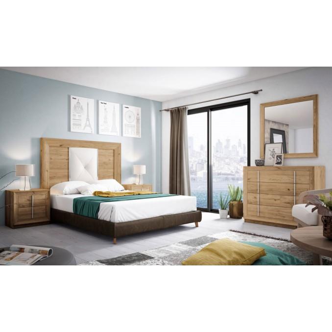Dormitorio matrimonio 860