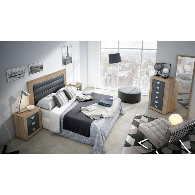 Dormitorio matrimonio COMPLETO  819