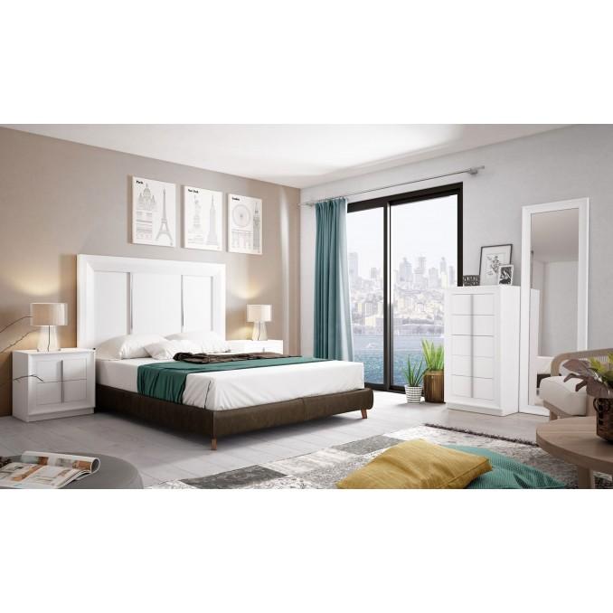 Dormitorio matrimonio COMPLETO 857