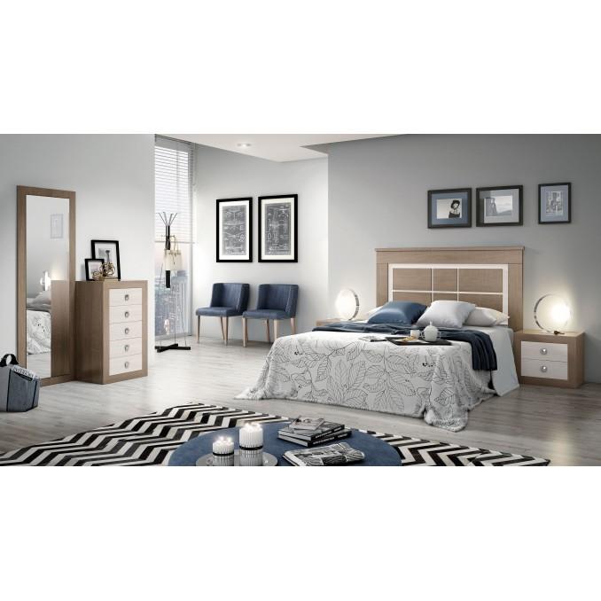 Dormitorio matrimonio COMPLETO 814