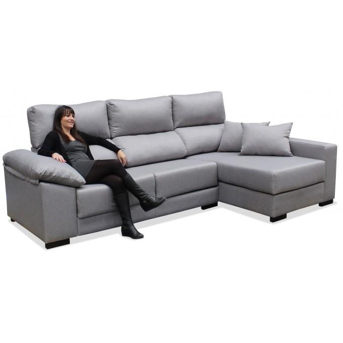 Sofá Chaise longue Roma 285 cm