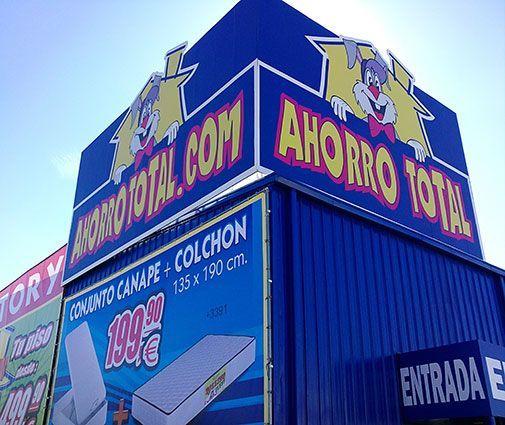 Ahorro Total Todas Nuestras Tiendas De Muebles Espana